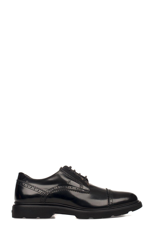 Black H304 derby shoes Hogan NFneu