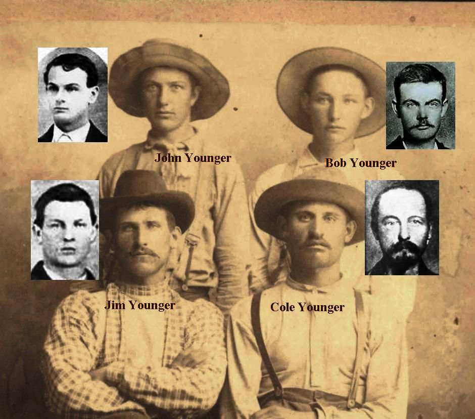 Jesse James Museum Jesse James Old West Outlaws Old West Photos