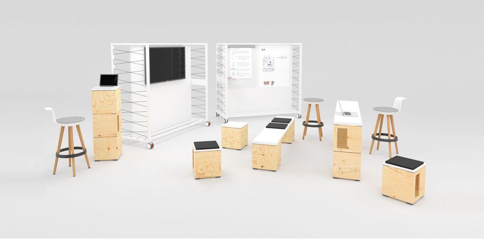 PIXEL - Bene Büromöbel | PLANE | Pinterest | Boxen, Wohnen und Ideen