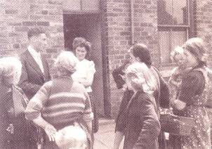 Getting Involved The Max Lock Team On The Streets Middlesbrough 1944 Middlesbrough Social Democracy Pictures