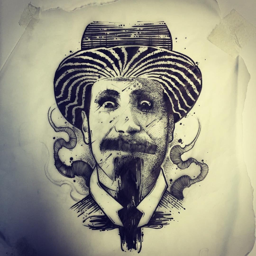 Serj Tankian ! SOAD ! @bsatattoo #ink #inked #tattoo #