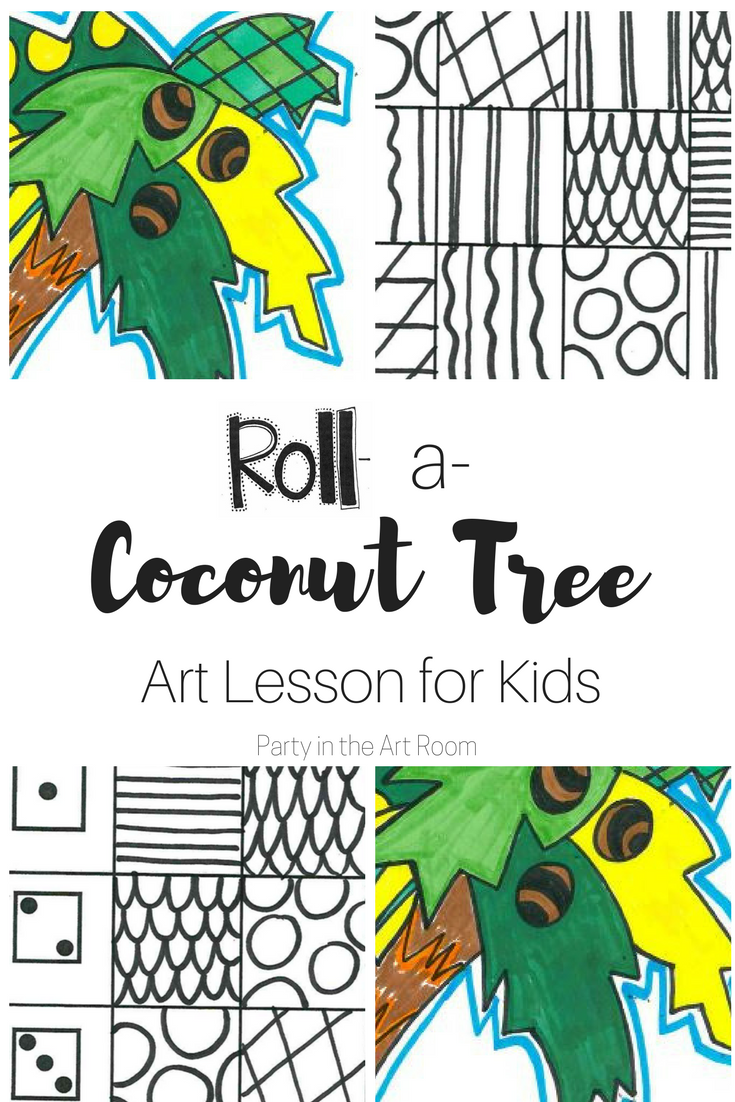 coconut tree information for kids