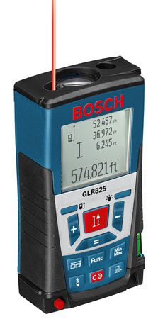 Bosch S New Long Distance Measuring Laser Range Finders Bosch Electronic Recycling Memory Storage