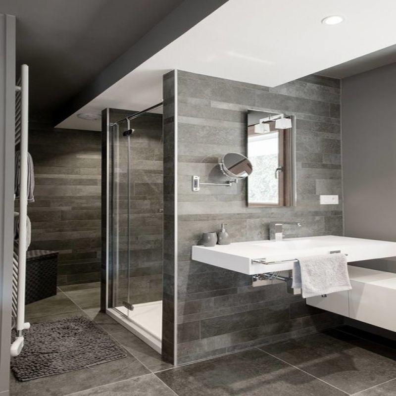 201 am nagement d 39 une salle de bain moderne 2018 salle - Creer une salle de bain en 3d gratuit ...