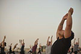 Men, Yoga Classes, Gym, Instructor
