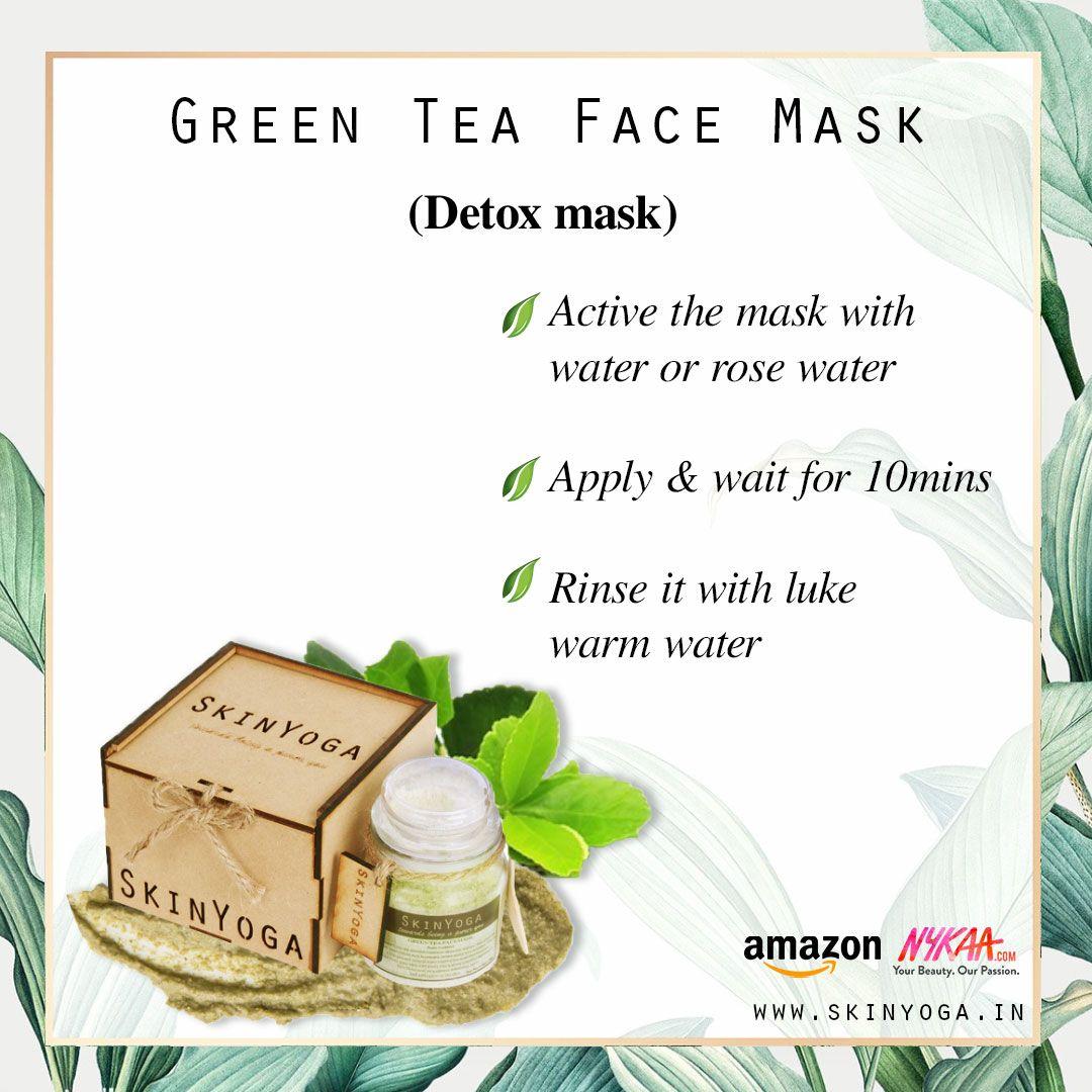 Photo of GREEN TEA FACE MASK