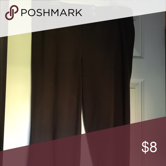Chop pants Brown chop pants, can be worn to office Pants Ankle & Cropped