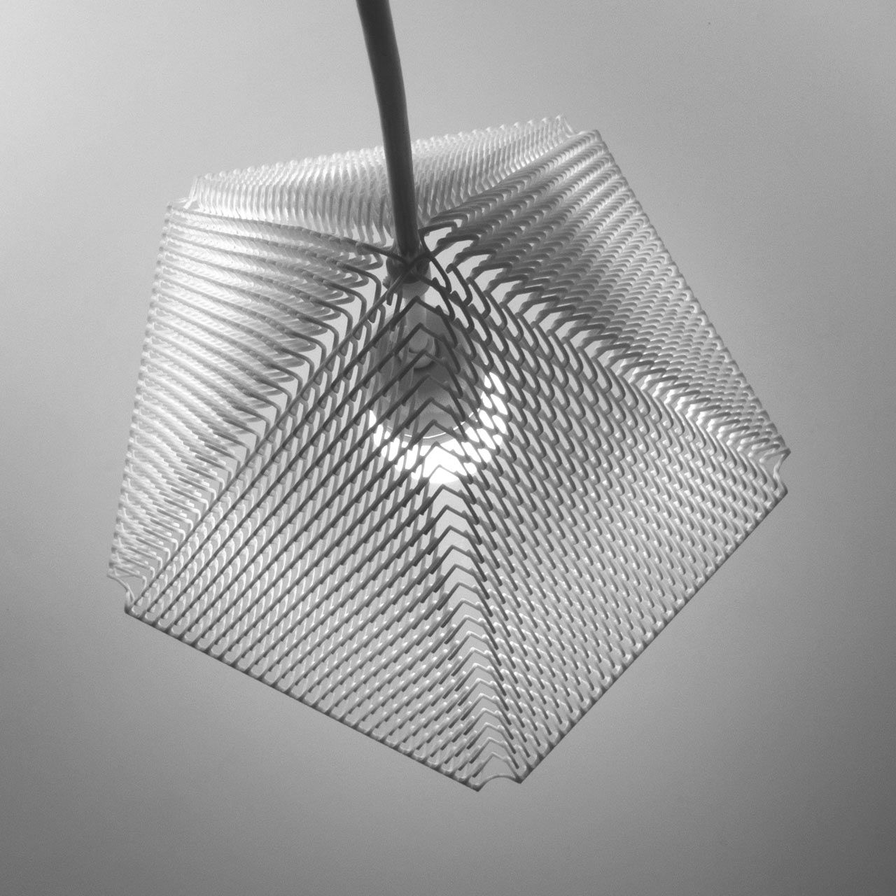 ZooM 3D Printed Lampshades By Michiel Cornelissen
