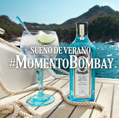 Sueño de verano #MomentoBombay