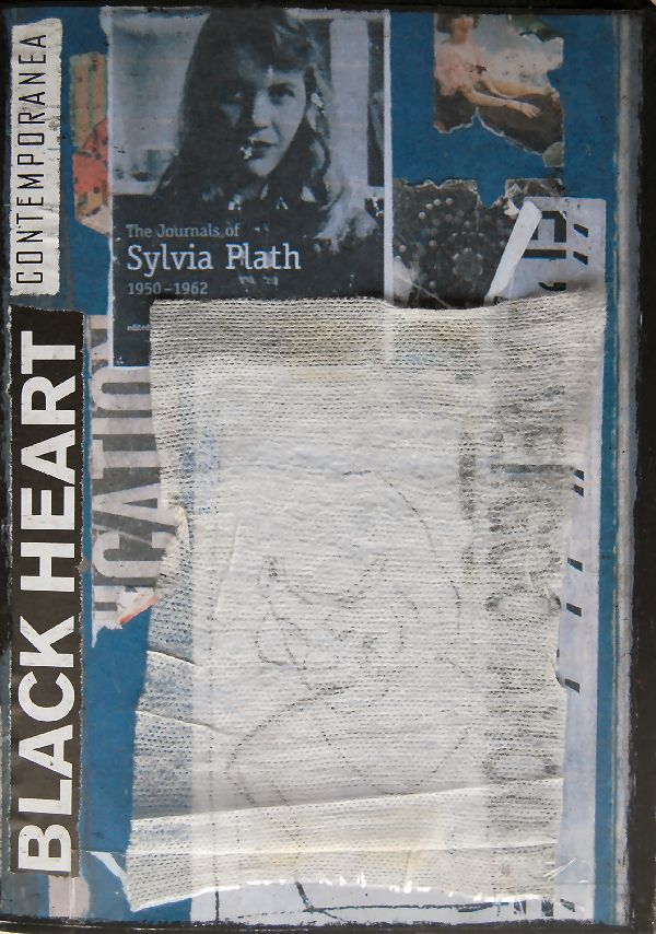 2010 scan of old poetry notebook cover.
