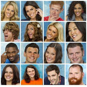 OBB #BB15 cast faces | Big brother 15, Big brother tv show ...