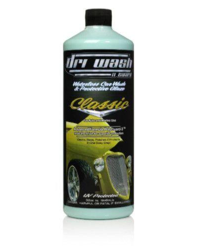 32oz DRI WASH 'n GUARD® Classic Waterless Car Wash (Refill)
