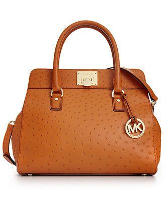 MICHAEL Michael Kors Handbag, Astrid Large Satchel - Shop All - Handbags & Accessories - Macy's