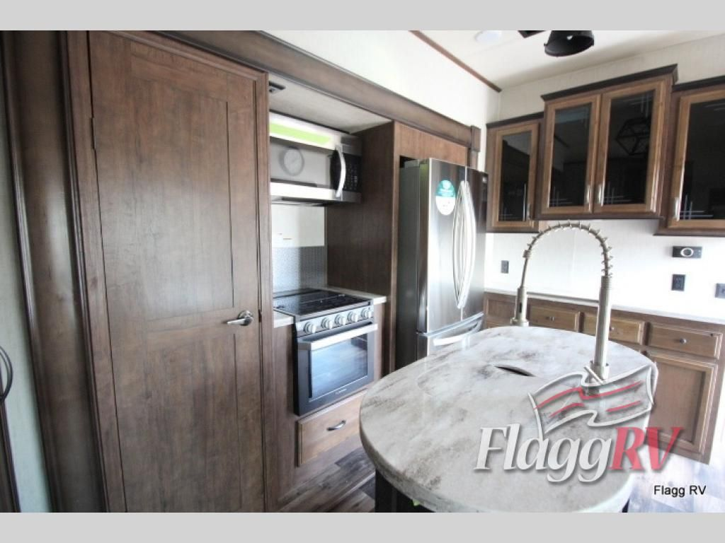 New 2019 Forest River Rv Sierra 387mkok Fifth Wheel At Flagg Rv