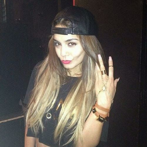 Fashionably Fly: Glam Cam: Vanessa Hudgens