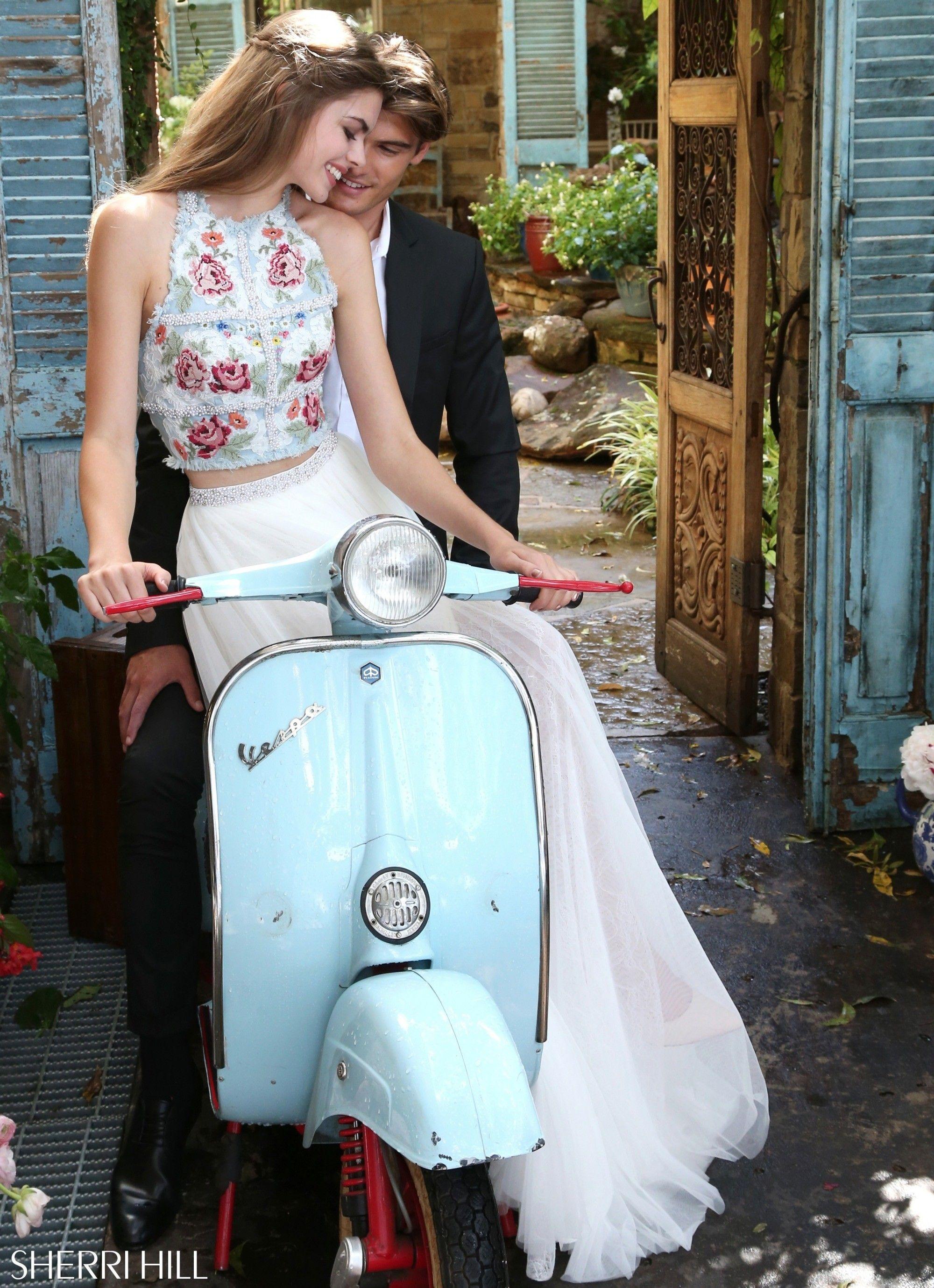 Sherri Hill 50871 Prom Dress. #sherrihill #promdress #prom | Sherri ...