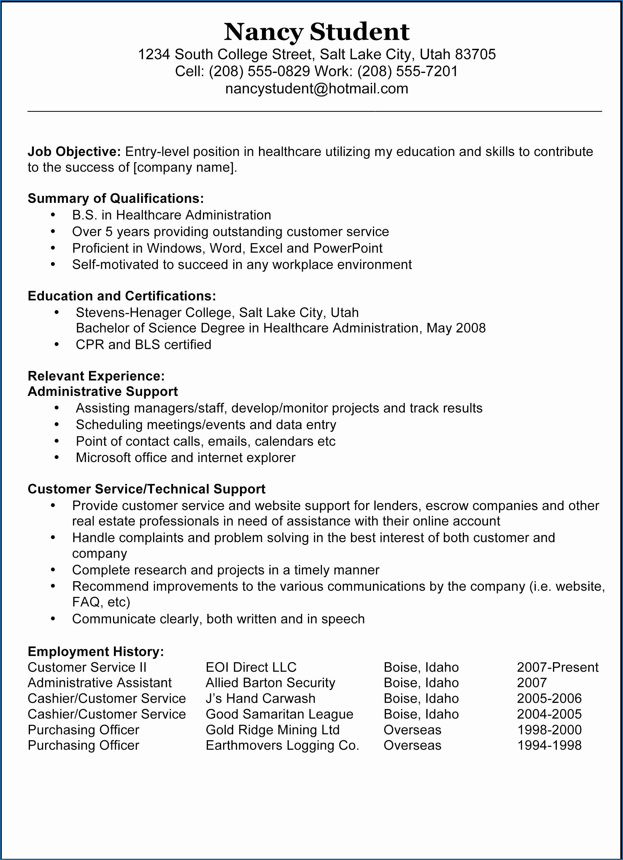 Technical Skills Section For An It Resume Resume Skills Resume Writing Services Resume Examples