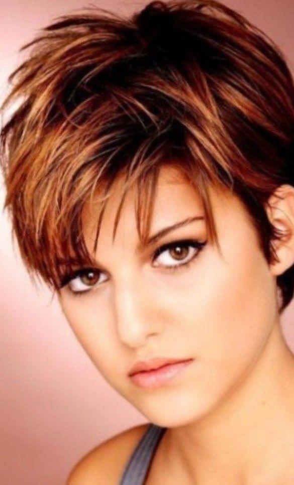 Kurzhaar Frisuren Kurzhaarfrisuren Frauen Trend 2018 Haarschnitte