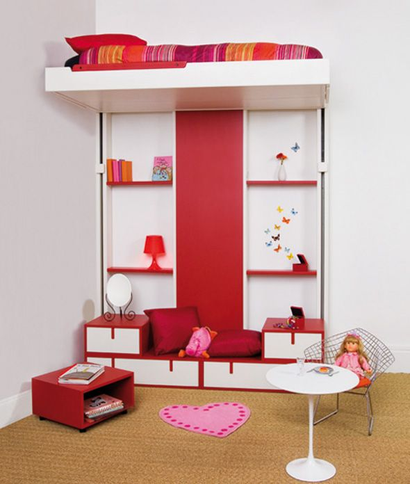 Lit modulable enfant maison design - Lit modulable adulte ...