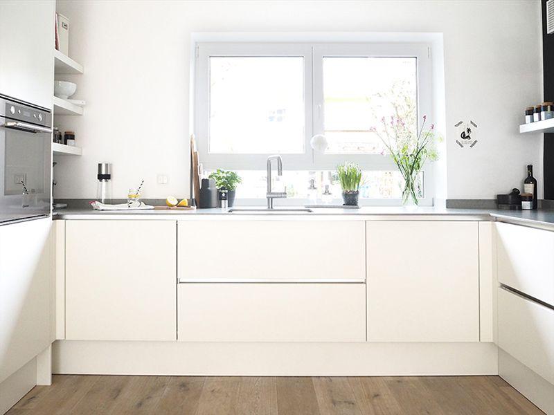 Lieblingsglas Küche, Designs und Traumküchen - moderne kuechen eiche hell holz