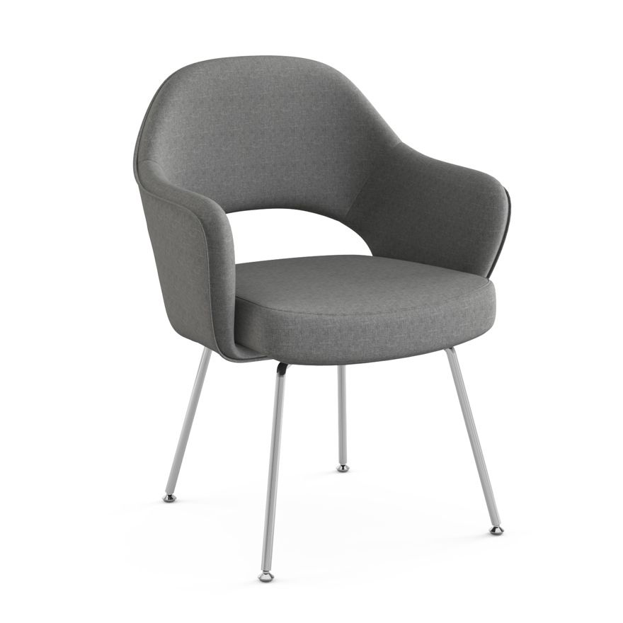 Saarinen Executive Arm Chair Knoll Saarinen Executive Arm Chair Upholstered Arm Chair Saarinen Chair