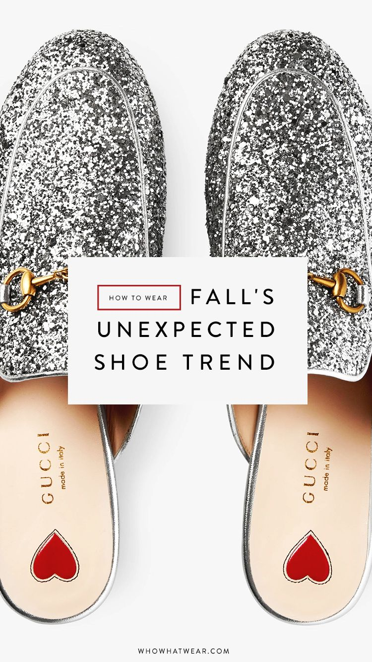 6ecb500a8d28 This Major Fall Shoe Trend Came Out of Nowhere