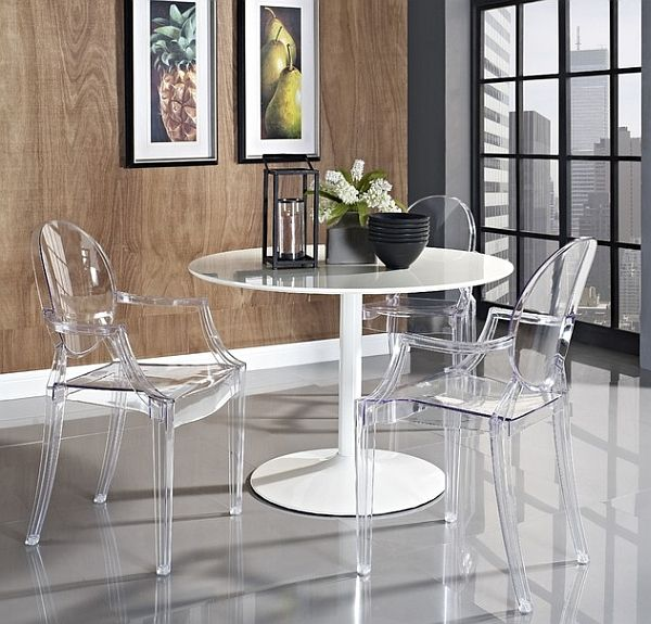 Merveilleux Modern Dining Table Chairs For The Stylish Contemporary Home