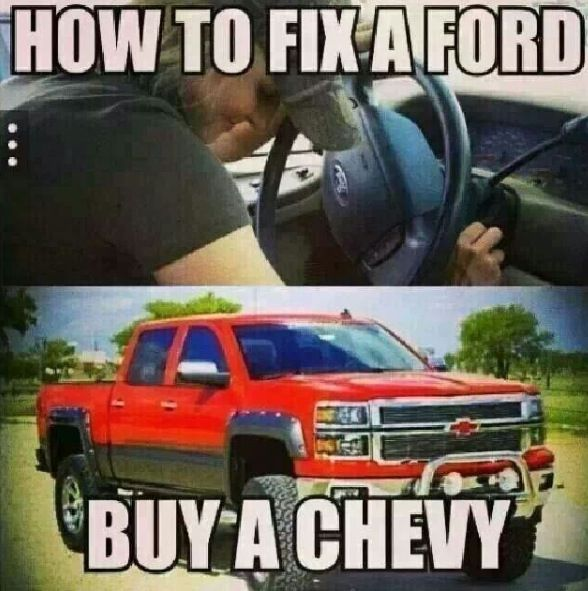 do fords suck why