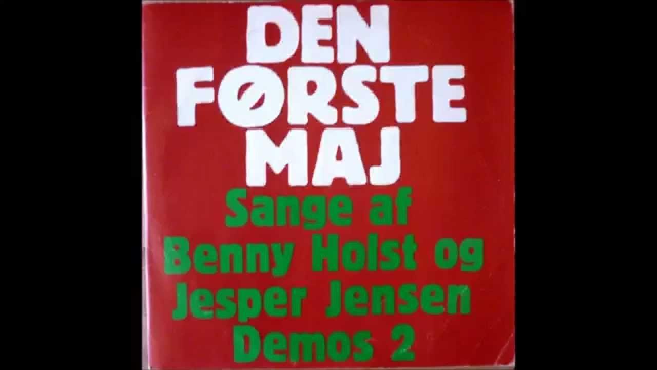 Benny Holst & Jesper Jensen - Den første maj (full album) 1971