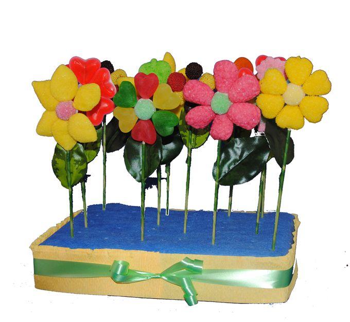 Flor de Gominolas