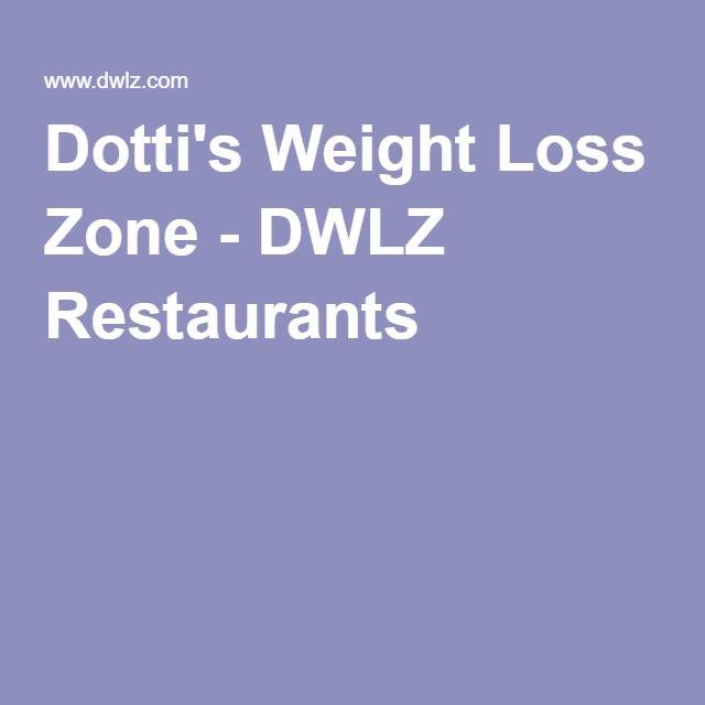 dotties weight loss zone restaurants