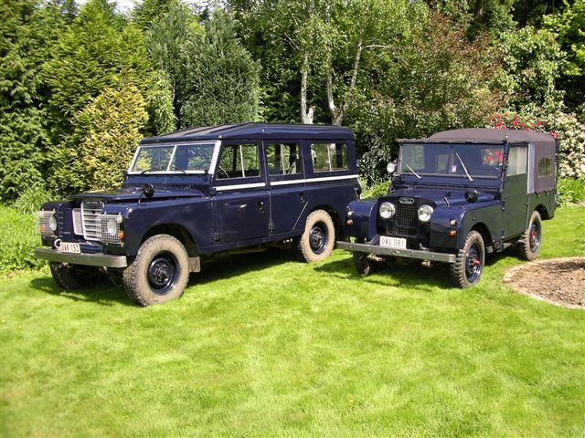 land rover et minerva en service dans la gendarmerie belge police gendarmerie mp belgique. Black Bedroom Furniture Sets. Home Design Ideas