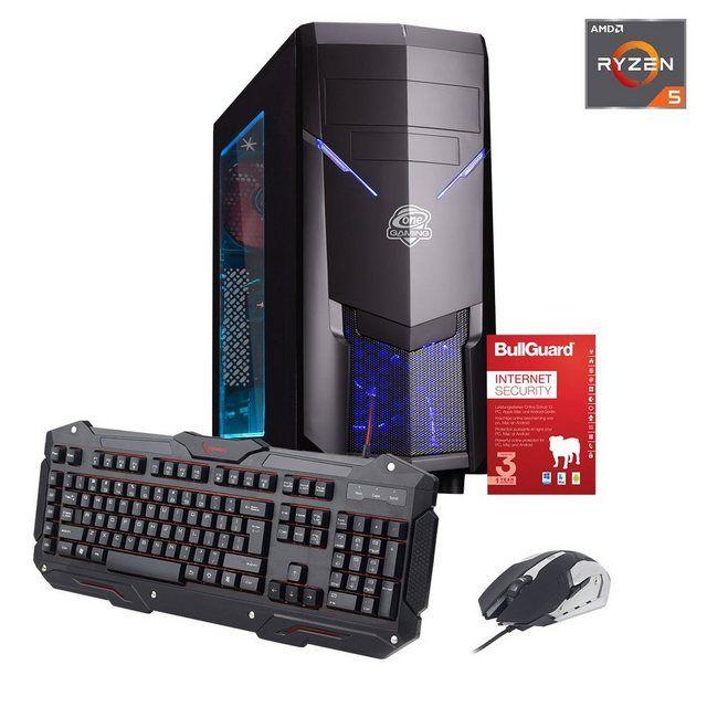 Photo of PC, Ryzen 5 2600X, GeForce GTX 1650, 16 GB »Gaming PC 131455«