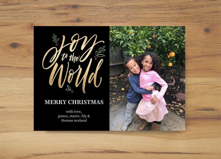 12 websites that make holiday cards a total breeze