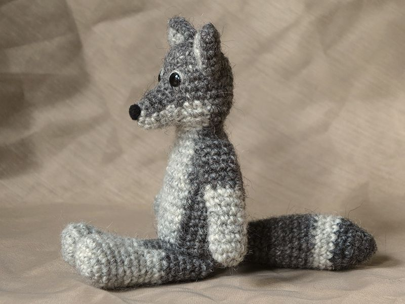 Chief-profile, haakpatroon wolf | Amigurumi | Pinterest