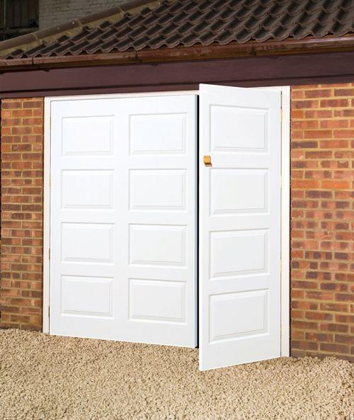 Fibreglass Side Hinged Garage Doors Carriage House Doors Side Hinged Garage Doors