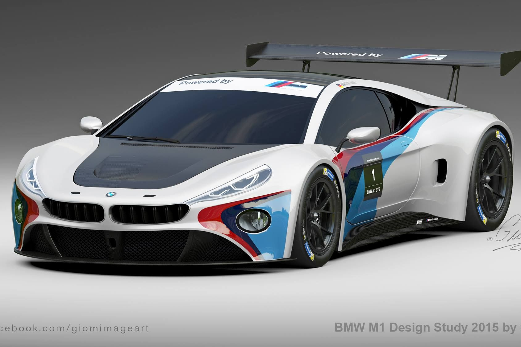 Head Inside To Gtspirit To Check Out Some Renderings Of A Futuristic Bmw M1 Supercar Bmw M1 Bmw Super Cars