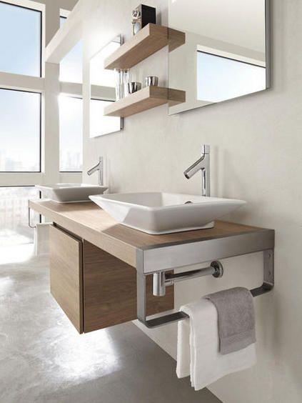 10 casas de banho com mobili rio moderno casas modernas pinterest casa de banho banho e - Mobiliario de casa ...