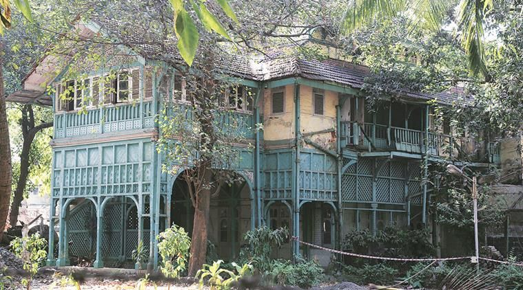 Kipling Bungalow In Mumbai India Where Rudyard Kipling Was Born This Former