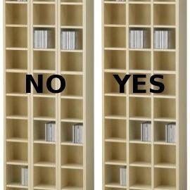 Ikea Cd Aufbewahrung improved ikea benno cd shelf dvd shelves shelving and spaces