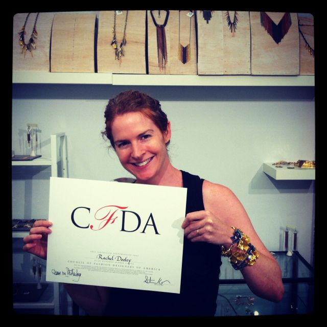 Coolest.  Thing.  Ever. @cfda #amazingness