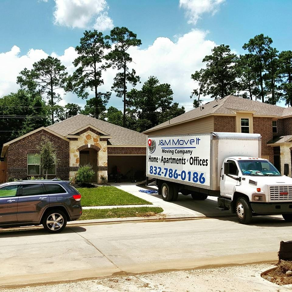 Moving Out? Texas Move It Company Houston Local Professional Movers