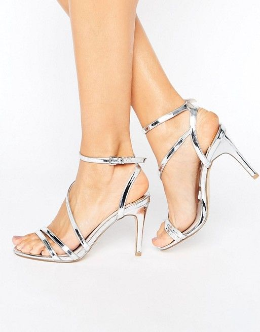 7e8d32c85c9 Discover Fashion Online | Party in 2019 | Strappy sandals heels ...