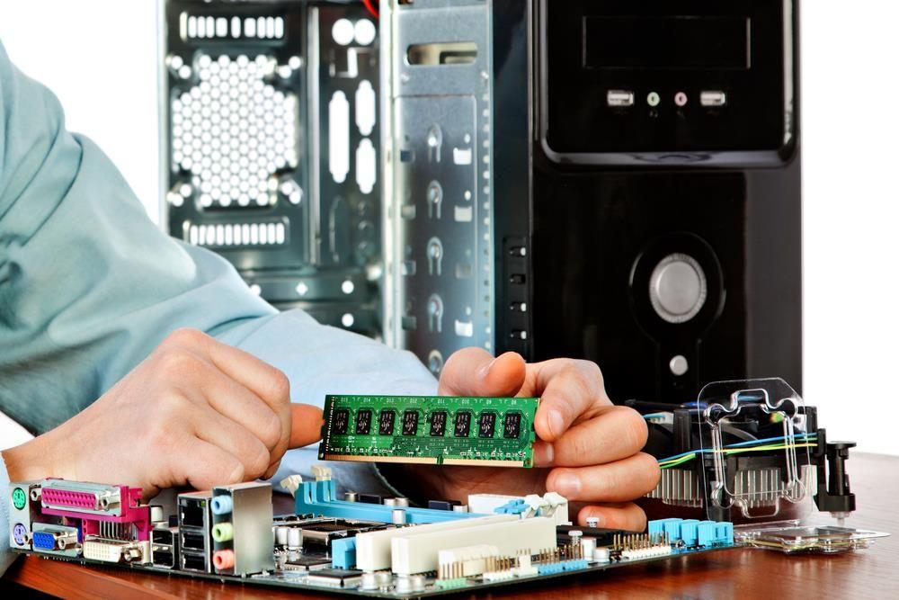 ماذربورد Computer Hardware Technician Audio Mixer