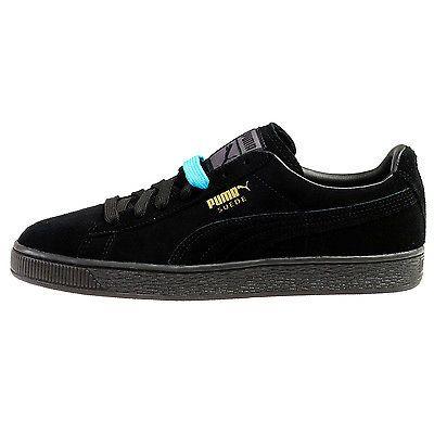 PUMA Big Kids/' Boys/' GV SPECIAL JR Grade School Shoes Black//Black 344765-01 a