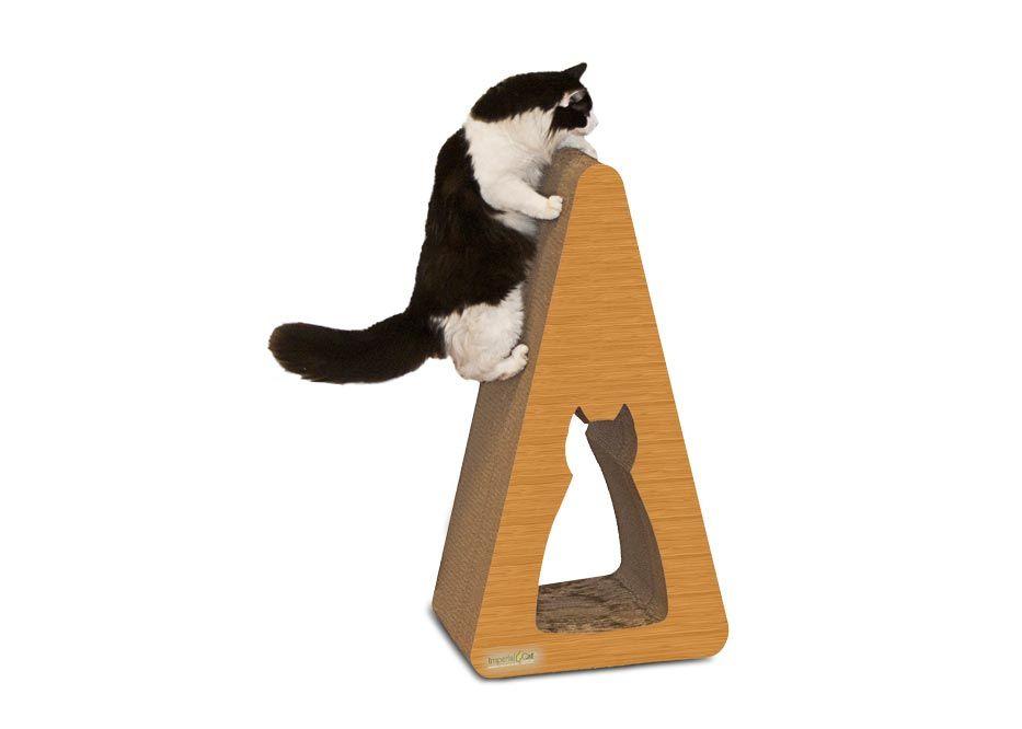 Pyramid Combo Scratcher