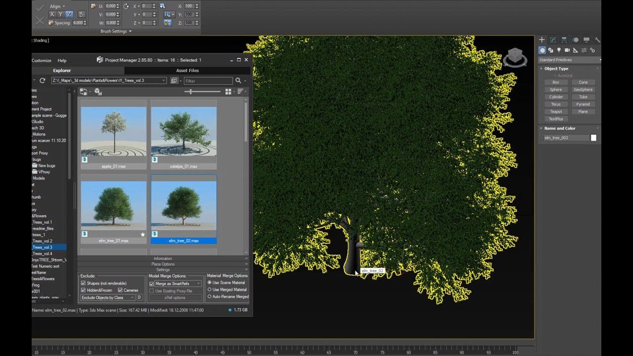 Pin by Kstudio on Project Manager - 3D Asset Browser