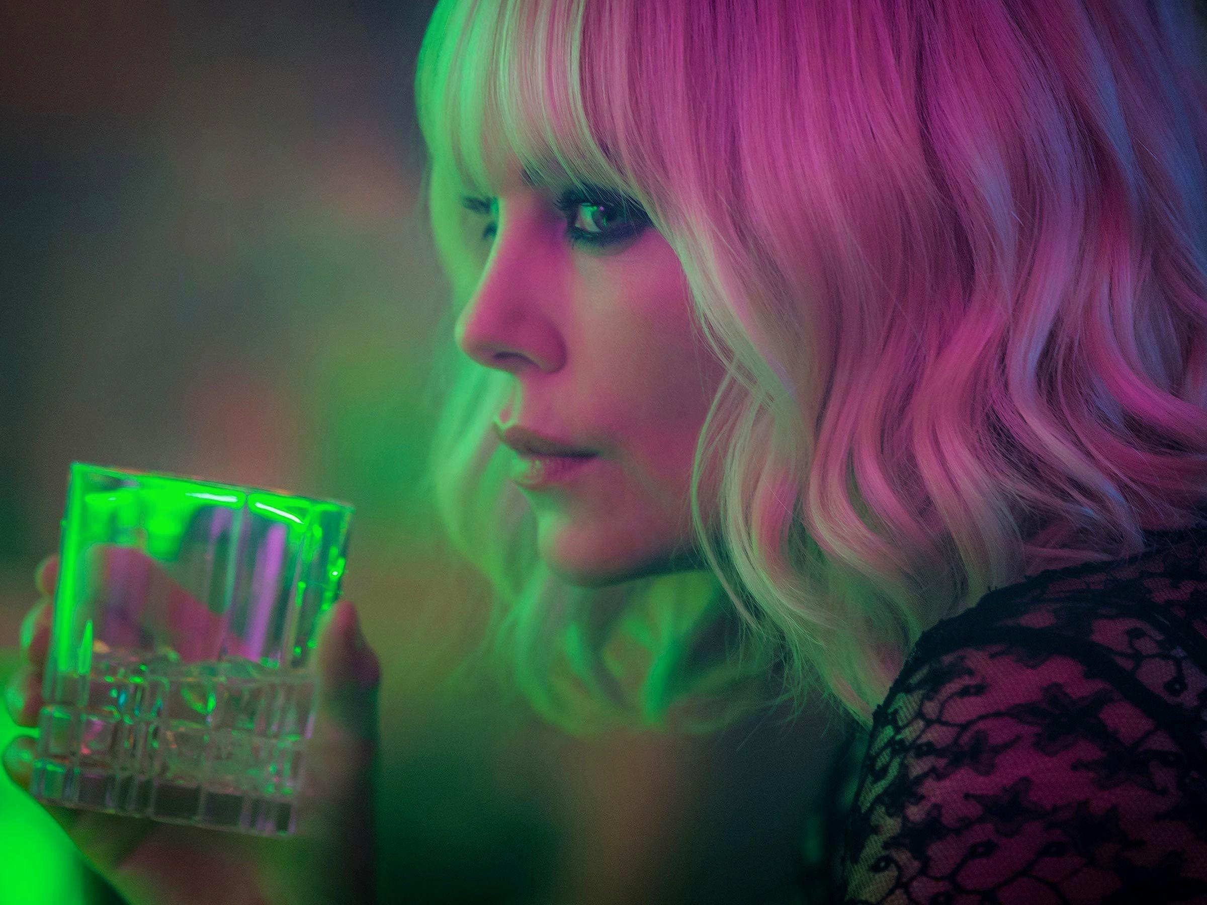 Movie | Comic | Charlize Theron | Atomic Blonde