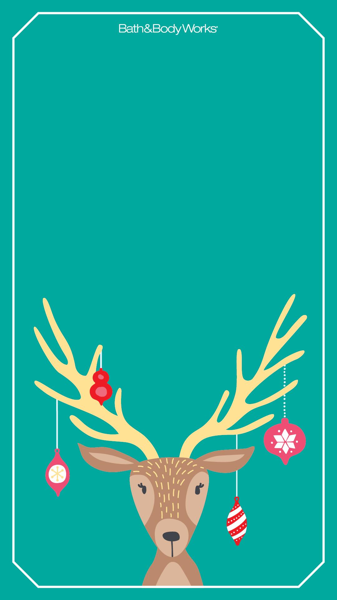 Christmas Reindeer Wallpaper Iphone Wallpaper Cat Holiday Iphone Wallpaper Wallpaper Iphone Christmas
