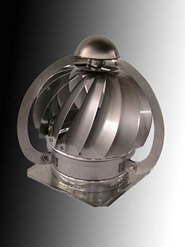 Special Turbine Ventilator Ap200 7 87 Hard Aluminium Duralumin Be Sure To Check Out This Awesome Product
